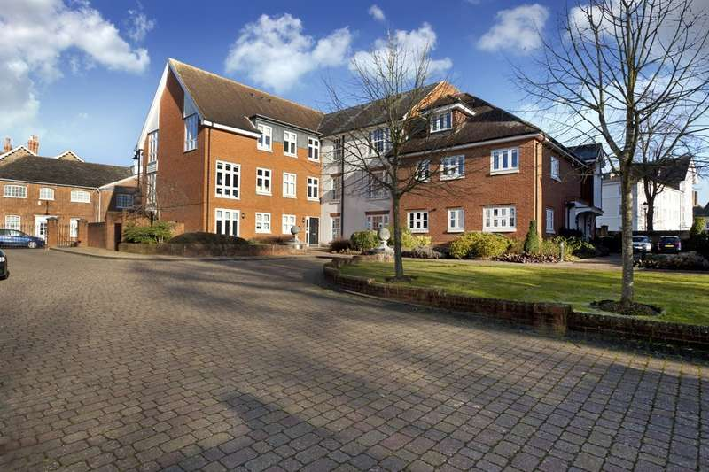 2 Bedrooms Flat for sale in Black Horse Way, Horsham