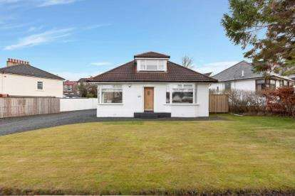 3 Bedrooms Bungalow for sale in Sundale Avenue, Clarkston, East Renfrewshire