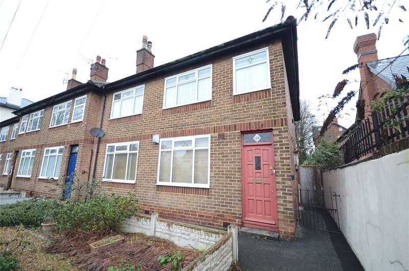 2 Bedrooms Apartment Flat for sale in Aigburth Road, Aigburth, Liverpool, L17