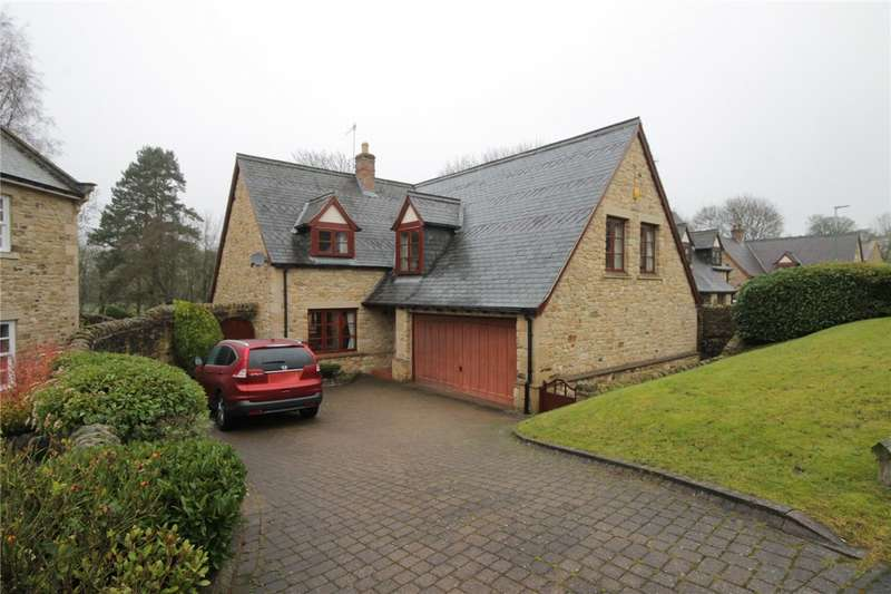 4 Bedrooms Detached House for sale in Oley Meadows, Shotley Bridge, Consett, DH8