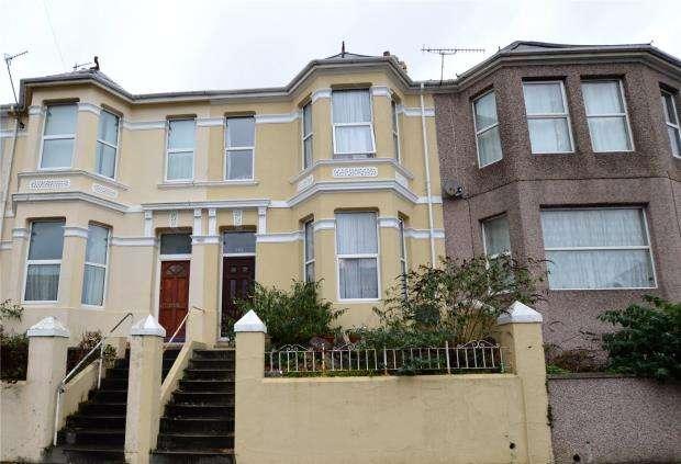 5 Bedrooms Terraced House for sale in Beaumont Road, St Judes, Plymouth, Devon