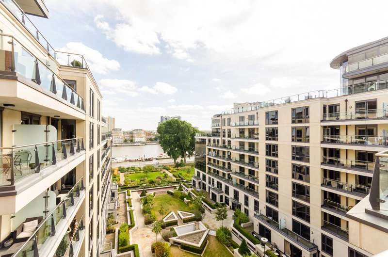 3 Bedrooms Flat for sale in Lensbury Avenue, Imperial Wharf, SW6