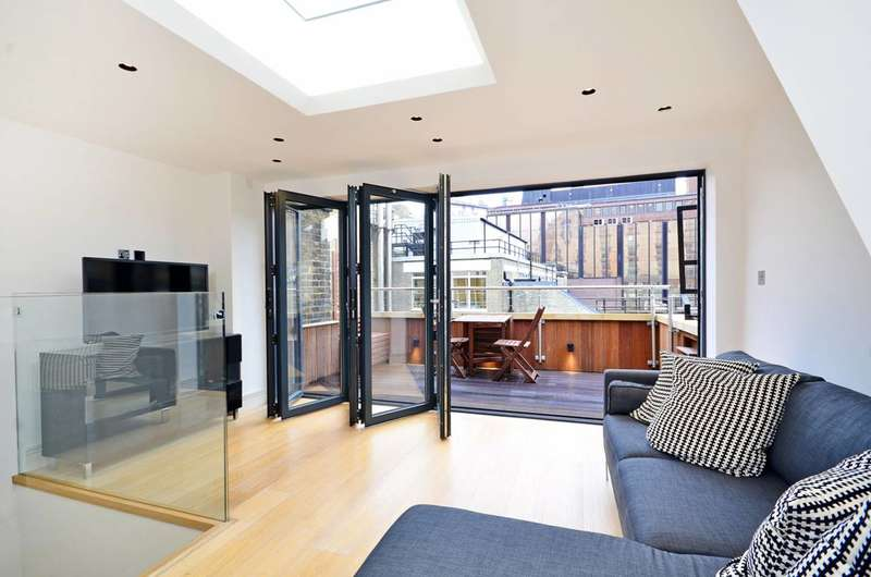 2 Bedrooms Flat for sale in Drury Lane, Covent Garden, WC2B