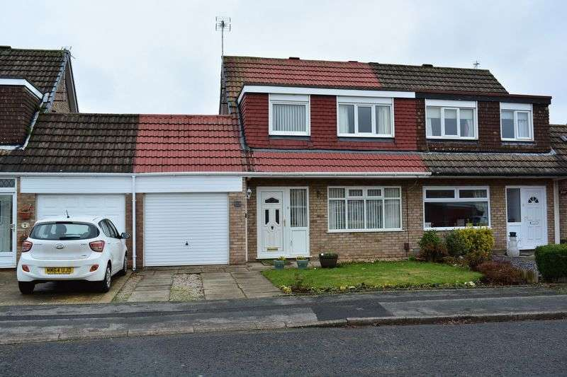 3 Bedrooms Semi Detached House for sale in Canford Close, Great Sankey, Warrington
