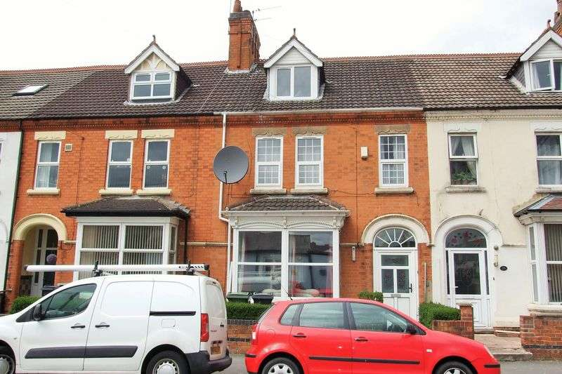 5 Bedrooms Terraced House for sale in Great Central Road, Loughborough