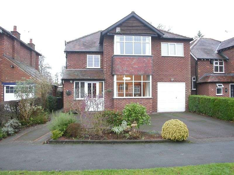 4 Bedrooms Detached House for sale in POYNTON (BROOKFIELD AVENUE)