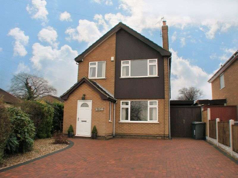 3 Bedrooms Detached House for sale in Grantham Road, Radcliffe-on-Trent