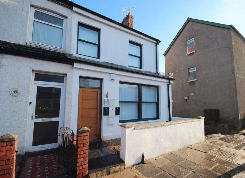 1 Bedroom Flat for sale in Lionel Road, Cardiff