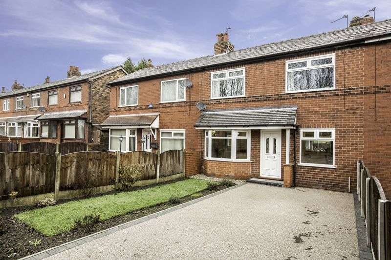 3 Bedrooms Terraced House for sale in Manchester Road, Worsley