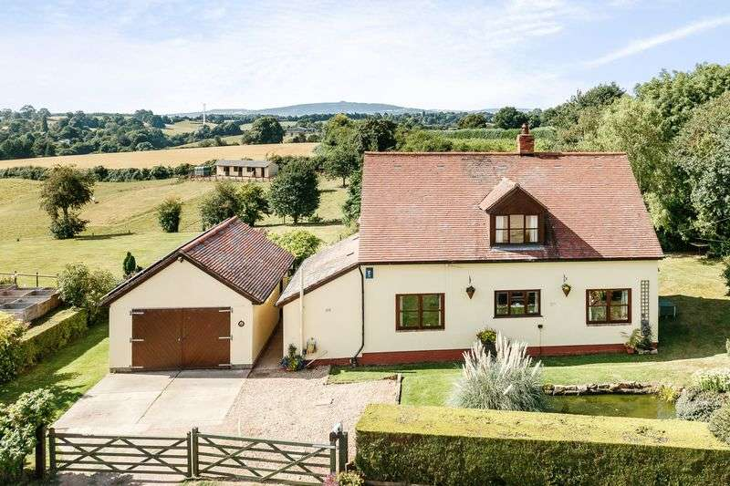 4 Bedrooms Detached House for sale in Pool Hill, Newent