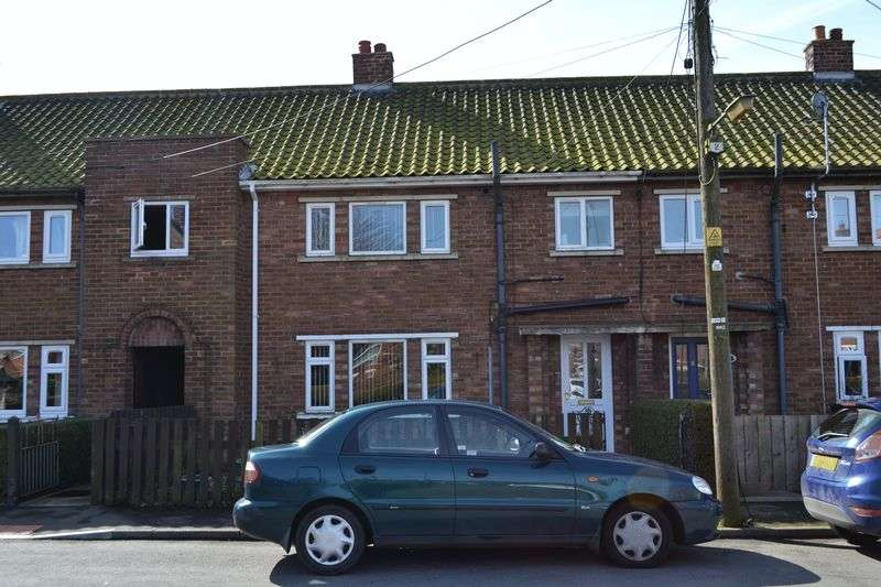 3 Bedrooms Terraced House for sale in Peploe Crescent, New Holland