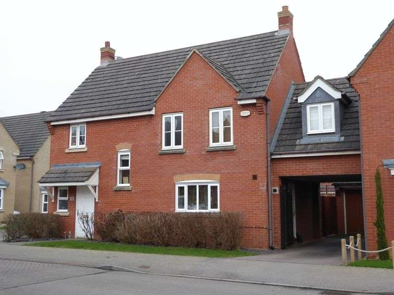 5 Bedrooms Detached House for sale in Trefoil Drive, Bicester
