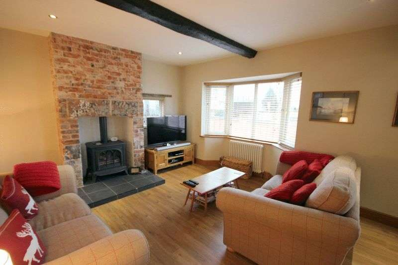 4 Bedrooms Detached House for sale in Hyde Lea, Stafford