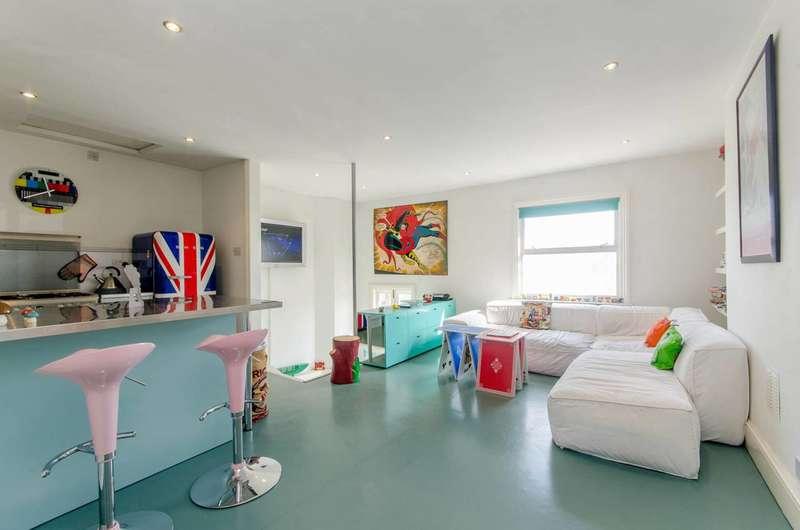 1 Bedroom Flat for sale in Loftus Road, Shepherd's Bush, W12