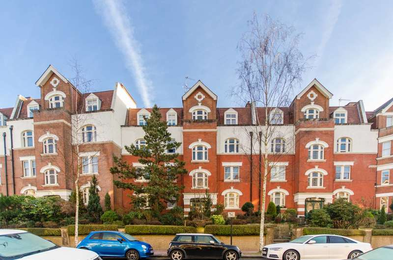 2 Bedrooms Flat for sale in Yale Court, Hampstead, NW6