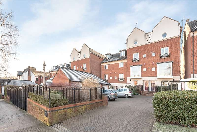 4 Bedrooms Terraced House for sale in St. Saviours Court, Alexandra Park Road, London, N22