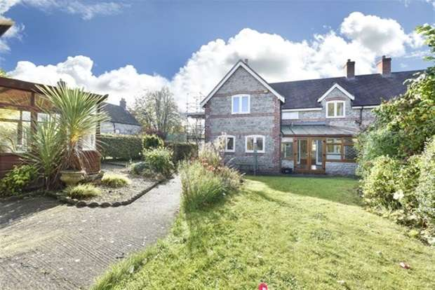 4 Bedrooms Semi Detached House for sale in Church Street, Maiden Bradley, Warminster
