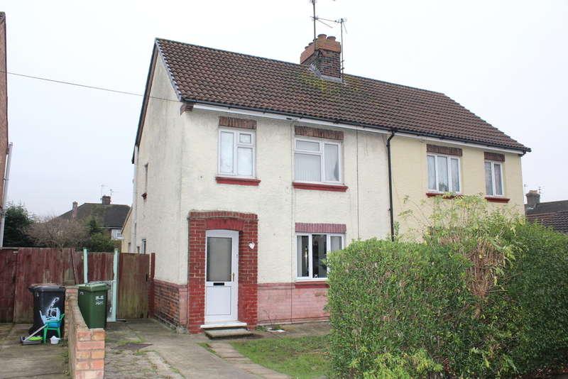 3 Bedrooms Semi Detached House for sale in Saxon Road, Peterborough, PE1 5JT