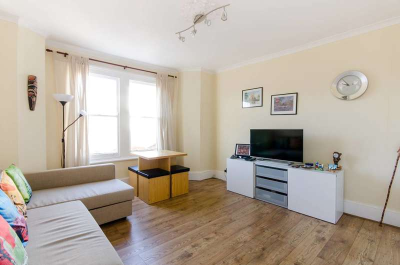 Studio Flat for sale in Braxted Park, Streatham Common, SW16