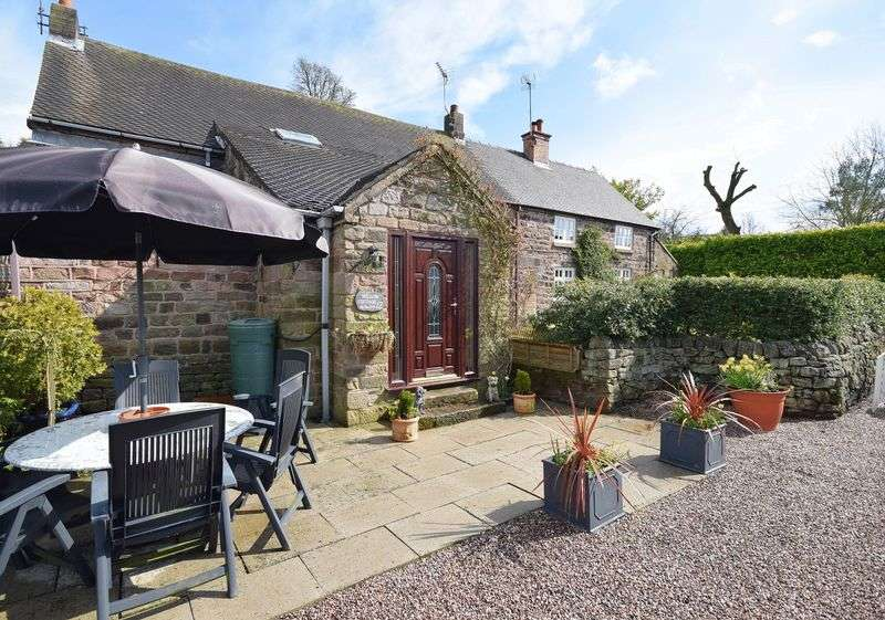 2 Bedrooms Terraced House for sale in The Bunting, Wetley Rocks