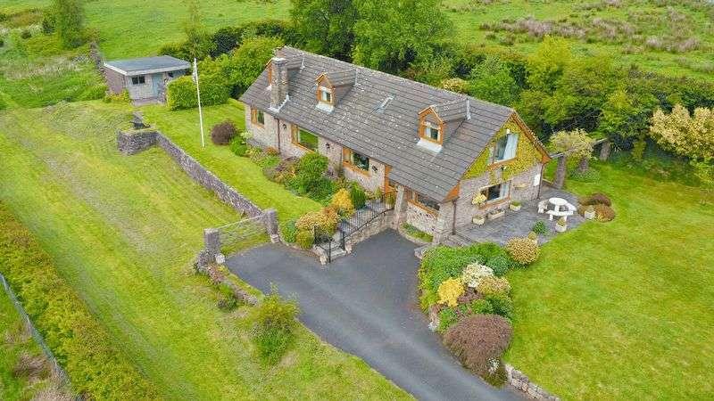 5 Bedrooms Detached Bungalow for sale in Cowall Moor Lane, Lask Edge