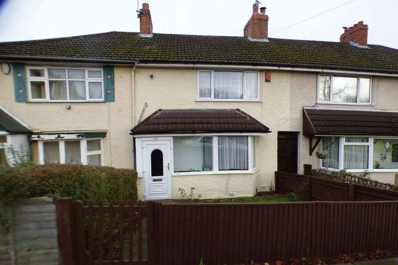 3 Bedrooms Terraced House for sale in Pendeen Road, Yardley Wood