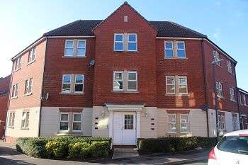 2 Bedrooms Flat for sale in New Charlton Way. Bristol
