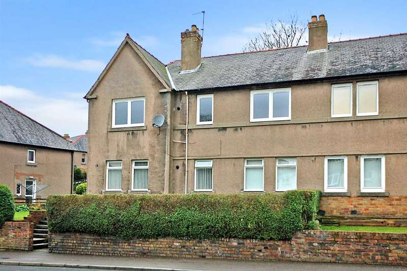 3 Bedrooms Apartment Flat for sale in Broomhead Drive, Dunfermline
