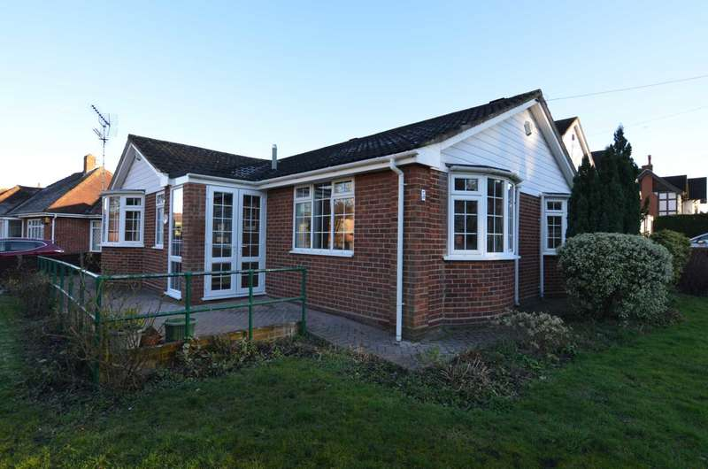 3 Bedrooms Detached Bungalow for sale in The Drive, Sidcup, DA14 4ER