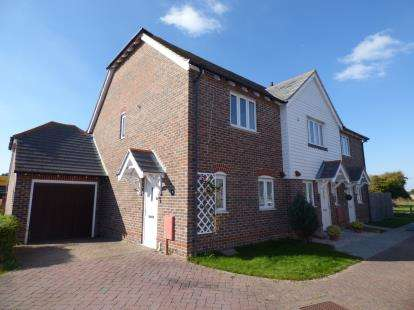 2 Bedrooms End Of Terrace House for sale in Hayling Island, Hampshire