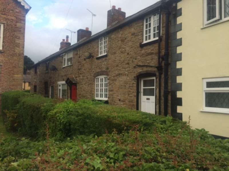 2 Bedrooms Cottage House for sale in Yacht Terrace, High Street, Northop, Flintshire. CH7 6BQ