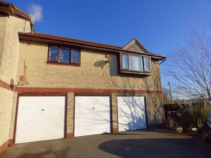 1 Bedroom Terraced House for sale in Appletree Court, Worle, Weston-Super-Mare