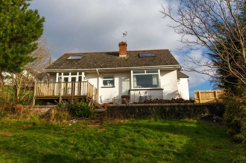 4 Bedrooms Detached Bungalow for sale in Popes Lane, Lapford