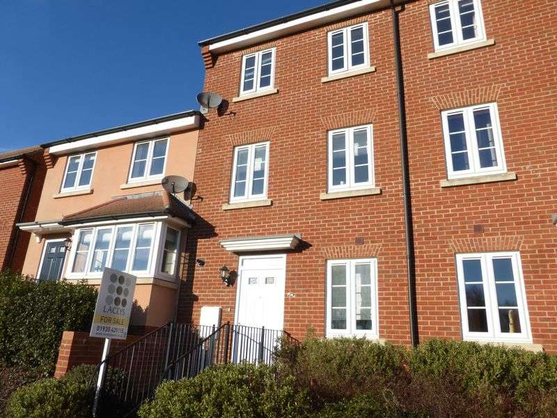 3 Bedrooms Terraced House for sale in Nelson Way, Yeovil