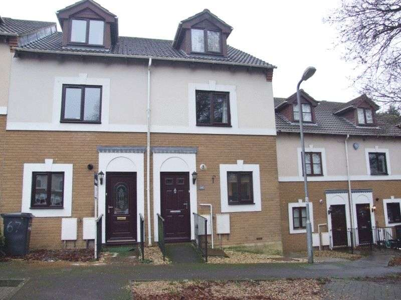 3 Bedrooms Terraced House for sale in King Arthur Drive, Yeovil