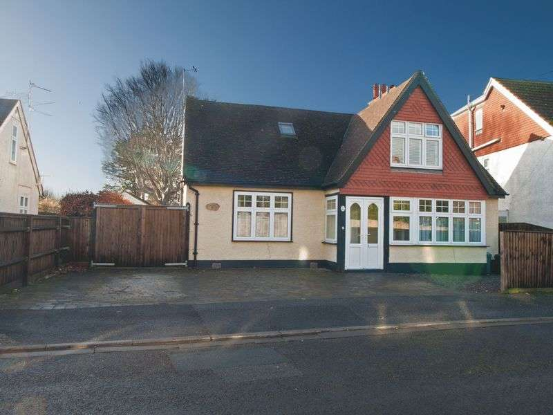 4 Bedrooms Detached House for sale in Felpham, West Sussex