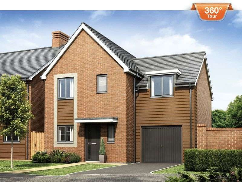 3 Bedrooms Detached House for sale in The Chad, Bramshall Meadows, Uttoxeter
