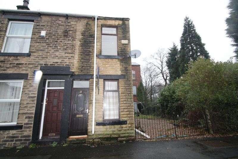 2 Bedrooms Terraced House for sale in Sale Street, Littleborough, OL15 9BB