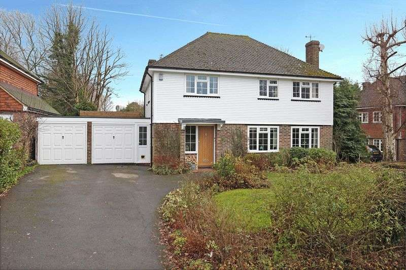 4 Bedrooms Detached House for sale in The Green, Blackboys, East Sussex