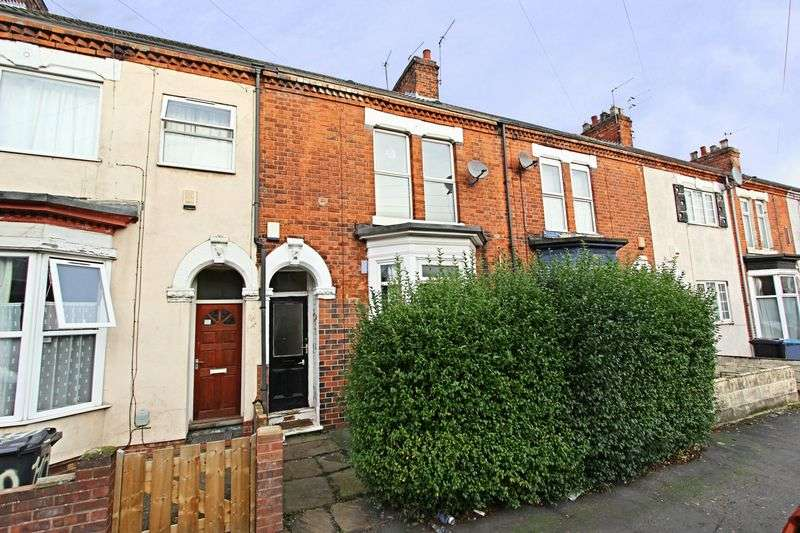 4 Bedrooms Terraced House for sale in De Grey Street, Hull