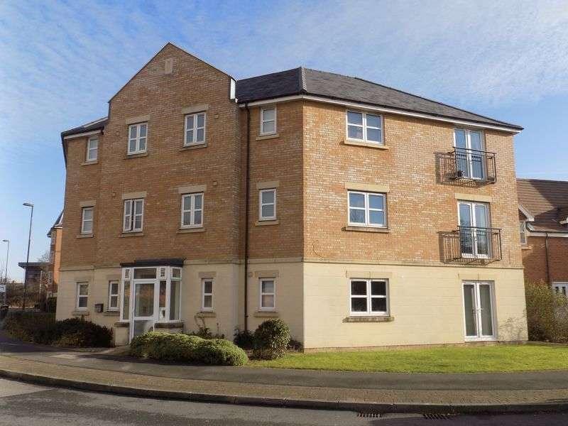2 Bedrooms Flat for sale in Torun Way, Haydon End