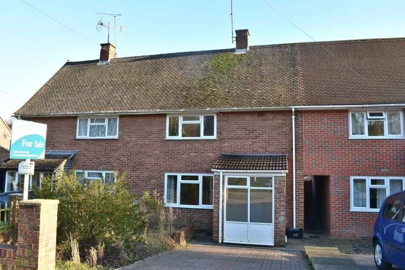 2 Bedrooms Terraced House for sale in Ladycross Road, Southampton