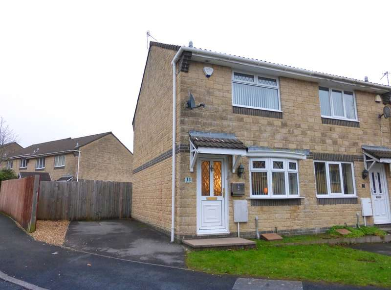 2 Bedrooms Semi Detached House for sale in Ware Road, Castle View, Caerphilly