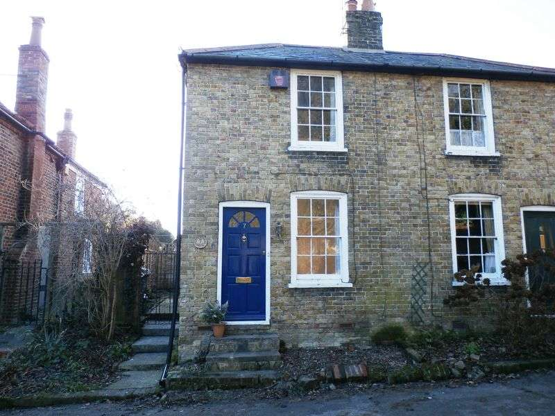 2 Bedrooms Semi Detached House for sale in Brook Street, Eastry