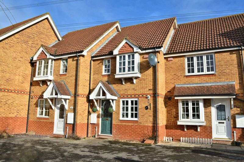 2 Bedrooms Terraced House for sale in Medlock Grove, Didcot