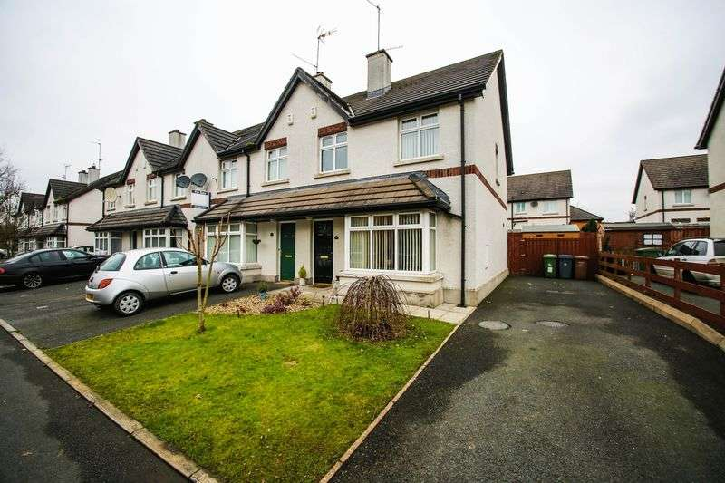 3 Bedrooms House for sale in 19 Bluestone Hall, Craigavon