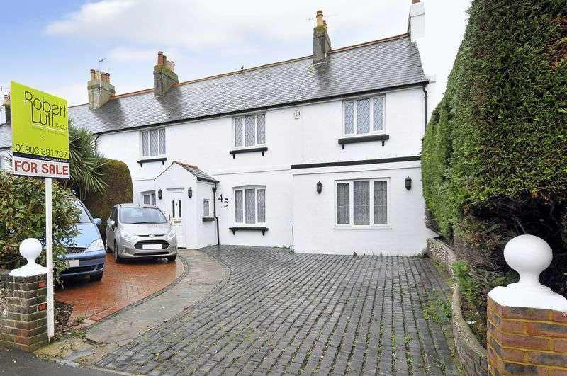6 Bedrooms Semi Detached House for sale in Cokeham Lane, Lancing