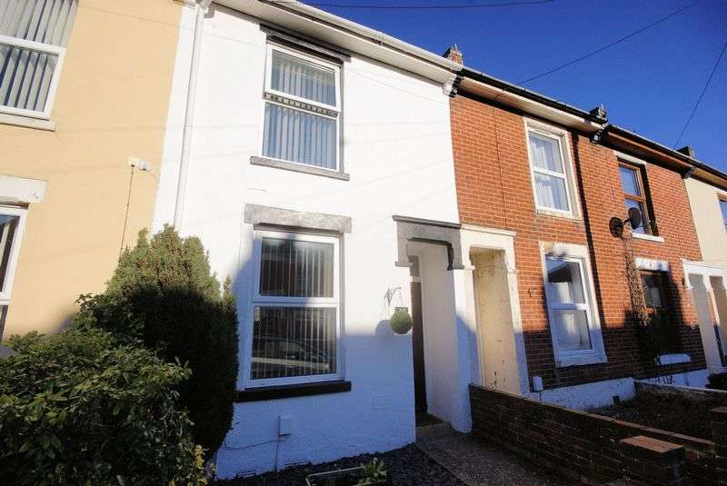 2 Bedrooms Terraced House for sale in Brougham Street, Gosport