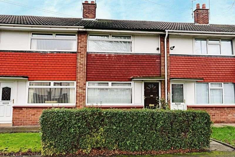 2 Bedrooms Terraced House for sale in Ings Road, Hull