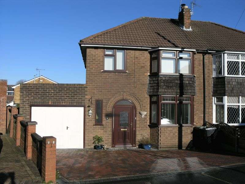 3 Bedrooms Semi Detached House for sale in The Paddock, Dudley